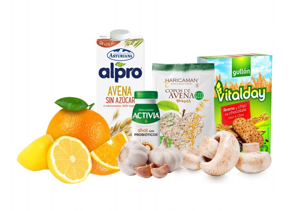 Alimentos para Reforzar tu Sistema Inmunológico